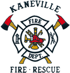 Kaneville Volunteer Fire Department Logo